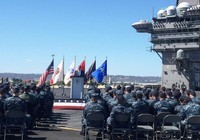 Mỹ sẽ đẩy nhanh chiến lược cân bằng tại châu Á