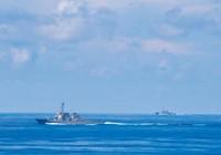 Hải quân Mỹ tập trận quy mô lớn trên biển Đông