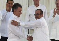 Nobel Hòa bình có mang lại hòa bình cho Colombia?