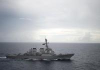 Mỹ đưa tàu chiến gần Hoàng Sa, thách thức Trung Quốc