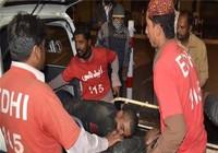 Bị phiến quân tấn công, 57 cảnh sát thực tập thiệt mạng