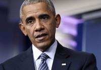 Obama họp báo lần đầu sau chiến thắng của Trump