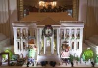 Nhà Obama chuẩn bị đón mùa Giáng sinh cuối ở Nhà Trắng