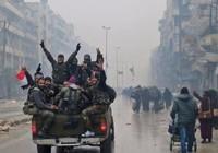 Phe nổi dậy Aleppo đầu hàng