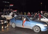 Phe nổi dậy rút hết, quân chính phủ chiếm trọn Aleppo