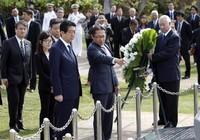 Thủ tướng Nhật Bản đến Hawaii thăm Trân Châu Cảng