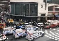 Hơn 100 người bị thương vì tai nạn tàu lửa ở New York