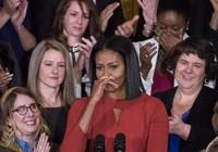 Đệ nhất phu nhân Obama phát biểu lần cuối tại Nhà Trắng