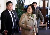 Bà Thái Anh Văn gặp nghị sĩ Ted Cruz, thống đốc Texas