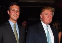 Trump chọn con rể vào Nhà Trắng và lo ngại gia đình trị