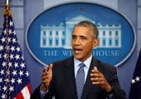 Obama họp báo lần cuối trước khi mãn nhiệm