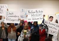 Tòa Mỹ chống lệnh cấm người Hồi giáo vào Mỹ của Trump