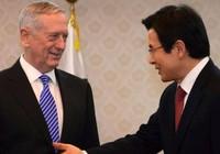 Bộ trưởng Quốc phòng Mỹ đến Hàn, trấn an đồng minh