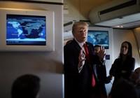 Ông Trump cứng rắn với Iran, bắt đầu trừng phạt