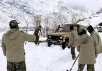 Lở tuyết kinh hoàng, hơn 100 người chết