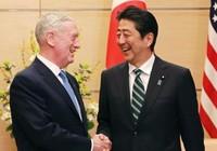 Ông Mattis vừa đi, Trung Quốc đưa tàu đến Senkaku