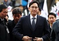 Thái tử Samsung bị bắt