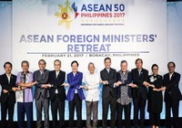 ASEAN cần ông Trump ra chính sách rõ ràng về Trung Quốc