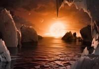 Tìm thấy 7 hành tinh có thể có sự sống ngoài vũ trụ
