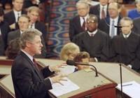 Lần phát biểu đầu trước Quốc hội của các tổng thống Mỹ