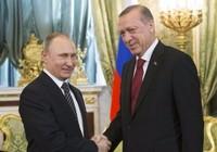 Lo ngại Mỹ quay lưng, Thổ Nhĩ Kỳ tìm đến Nga