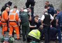 Tấn công nghi khủng bố Quốc hội Anh: 5 người chết