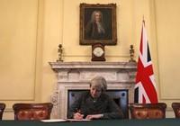 Hôm nay, Anh kích hoạt Brexit