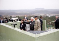 Phó tổng thống Mỹ đến vùng DMZ biên giới liên Triều