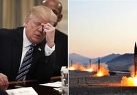 Trump không có cách nào ngoài kiên nhẫn với Triều Tiên