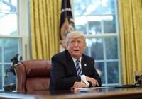 Ông Trump không muốn nói chuyện với lãnh đạo Đài Loan