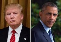 Obama: Obamacare được dân Mỹ chuộng hơn cả ông Trump