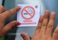 Ông Duterte: 4 tháng tù nếu hút thuốc nơi công cộng