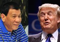 Ông Trump khen ngợi cuộc chiến ma túy của ông Duterte