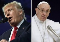 Hồi hộp chờ cuộc gặp giữa ông Trump và Giáo hoàng