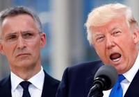 Ông Trump thẳng thắn nhắc NATO 'chuyện tiền nong'