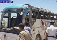 Xả súng người Thiên chúa Ai Cập, 26 người chết
