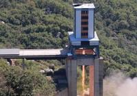 Triều Tiên thử động cơ tên lửa đạn đạo xuyên lục địa