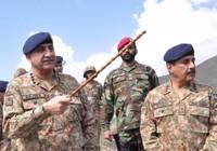 Thủ tướng Pakistan họp tướng lĩnh bàn đối phó Mỹ
