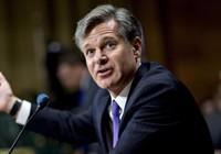 Giám đốc FBI: Ông Trump không xen vào điều tra Nga