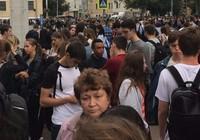 20.000 ngàn dân Moscow sơ tán khẩn vì đe dọa đánh bom
