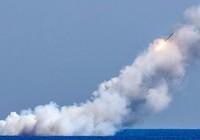 Tàu ngầm Nga phóng tên lửa hành trình vào Syria