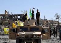 Mỹ nói đã tái chiếm Raqqa, tướng Syria nói chưa