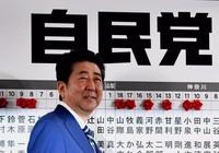 Thắng lớn: Ông Shinzo Abe có thể sửa Hiến pháp Nhật