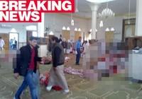 Đánh bom, xả súng Ai Cập: Số người chết tăng lên 235