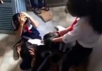 Buộc thôi học có thời hạn 2 học sinh đánh bạn dã man