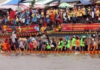2.000 nghệ nhân, nghệ sĩ tham gia ngày hội Khmer