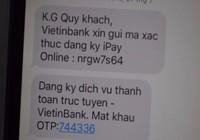 Cảnh giác: Giả nhân viên ngân hàng lừa lấy tiền từ thẻ ATM