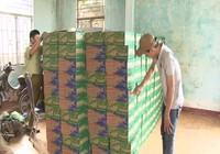 Bắt 600 thùng nước ngọt trôi nổi nhập lậu từ Campuchia