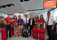 Hành khách bất ngờ nhận quà khi bay Hà Nội - Siem Reap
