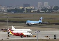 Tạm dừng các công trình ở đầu Tây sân bay Tân Sơn Nhất